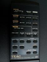 Foto 5 TEAC Vollverstärker A-X 800 DC & unbenut. Fernbedienung, TOPZUSTAND, ehem. Top-Modell von TEAC,