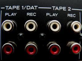 Foto 9 TEAC Vollverstärker A-X 800 DC & unbenut. Fernbedienung, TOPZUSTAND, ehem. Top-Modell von TEAC,