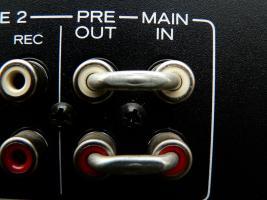Foto 10 TEAC Vollverst�rker A-X 800 DC & unbenut. Fernbedienung, TOPZUSTAND, ehem. Top-Modell von TEAC,