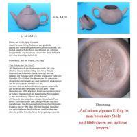 Foto 2 TEK  SING, Tee-Kännchen, China, Wrack, Dschunke,  Ca. 190 Jahre alt,
