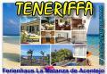 TENERIFFA El Puntillo del Sol Ferienhaus mit Pool Meerblick