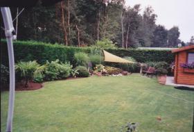 Foto 11 TOBS Mobilheim mit  einem separaten Gästehaus