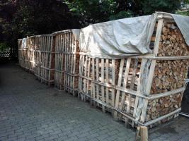 TOP Brennholz, Kaminholz *ERLE* zu verkaufen!