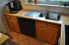 Foto 2 TOP Einbauküche - Siemens Spülmaschine, Herd, Kühlschrank, Gefrierschrank - TOP