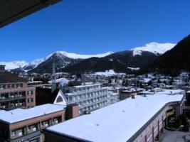 Foto 3 TOP LAGE-2 Zimmer Ferienwohnung im Herzen von Davos 1-6 Pers.