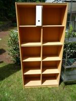 !!! TOP - Tolle Regale 1xchrom und 2x Holz  - TOP