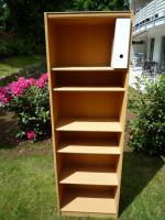 Foto 2 !!! TOP - Tolle Regale 1xchrom und 2x Holz  - TOP