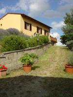 Foto 12 TOSCANE-MUGELLO 25 km Florence accommodatie ROSMARINO in farm met pool
