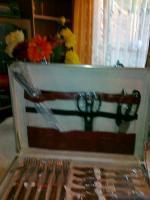 Foto 2 TUFF-Messer- Besteckkoffer, nicht benutzt, zu verkaufen