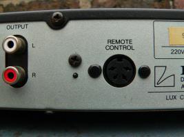 Foto 9 TUNER Luxman T 111 L - Digital-Tuner mit Loop-Antenne, guter Zustand