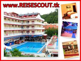 TÜRKEI 14 Tg. ab € 235 – Hotel Mustis Royal Plaza