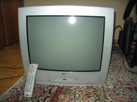 TV-DVD Kombination mit Fernbedienung SEG CTDVD-5210