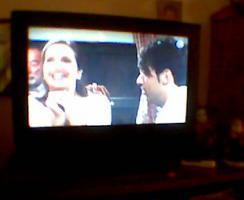 TV Gerät Flachbildschirm Digital 68cm Bild