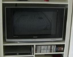 Foto 2 TV Samsung 32 Zoll - 16:9 - 100 Hz - HD Ready - HDMI - R�hren TV