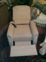 TV Sessel mit Motor