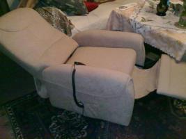 Foto 2 TV Sessel mit Motor