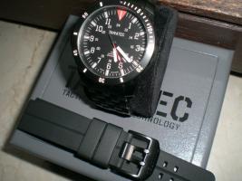TaWaTec M7 Black Titan Diver 300m