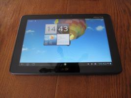 Foto 4 Tablet Acer Iconia A510 sehr guter Zustand mit viel Zubehör.