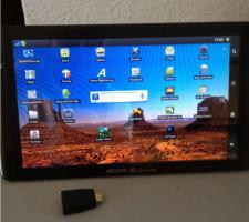 Foto 2 Tablet PC Archos 10.1