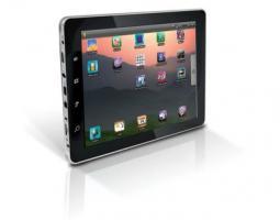 Foto 2 Tablet-PC - Arival Pad NAV-PA83 WLAN, UMTS, 3G