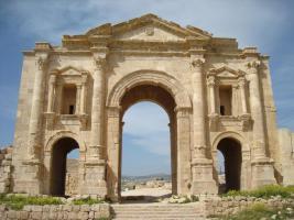 Tagesausflug nach Jerash, Ajlun & Umm Qays