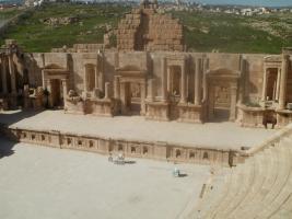 Foto 2 Tagesausflug nach Jerash, Ajlun & Umm Qays