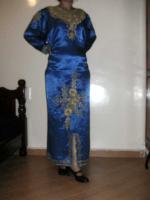 Takschita Kaftan Jelaba Kleid Abendkleid Marokko