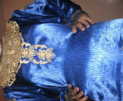 Foto 2 Takschita Kaftan Jelaba Kleid Abendkleid Marokko