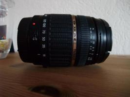 Tamron 18-200mm für Canon