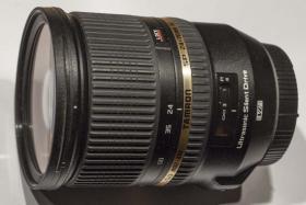 Tamron 24-70mm F/2,8 mit Bildstabilisator, USD, Makro f. Canon
