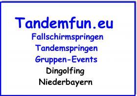 Foto 2 Tandemspringen Gutschein als Geschenk zu Weihnachten von Tandemfun Ostbayern