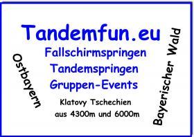 Foto 4 Tandemspringen Gutschein als Geschenk zu Weihnachten von Tandemfun Ostbayern
