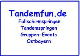 Foto 6 Tandemspringen Gutschein als Geschenk zu Weihnachten von Tandemfun Ostbayern