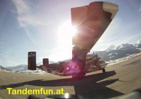 Foto 8 Tandemspringen Gutschein als Geschenk zu Weihnachten von Tandemfun Ostbayern
