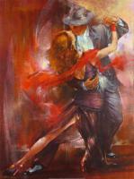 Tango Argentino Kurs bei Fabiana