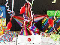 Foto 3 Tanzende und singende Geburtstagsmütze