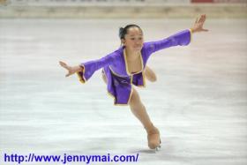 Tanzkleider, Tanzsportkleider, Tanzbekleidung, Kürkleider für Eiskunstlauf von Jennymai-fashion