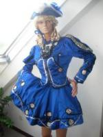 Tanzmariechen Funkenmariechen Gardekost�m Solotanz Karneval Kost�m