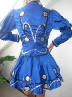 Foto 2 Tanzmariechen Funkenmariechen Gardekostüm Solotanz Karneval Kostüm