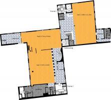 Tanzsaal (200qm) in M�nchner Innenstadt stundenweise zu vermieten