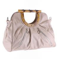 Tasche beige Damentasche Handtasche Henkeltasche elegant luxuriös