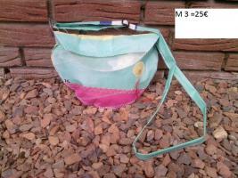 Foto 3 Taschen + Bags aus echten Segeln, handgefertigte Einzelstücke