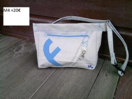 Foto 4 Taschen + Bags aus echten Segeln, handgefertigte Einzelstücke
