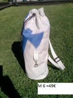 Foto 6 Taschen + Bags aus echten Segeln, handgefertigte Einzelstücke