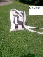 Foto 8 Taschen + Bags aus echten Segeln, handgefertigte Einzelstücke