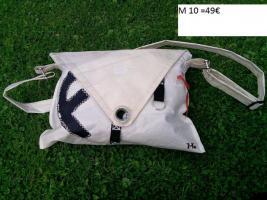 Foto 11 Taschen + Bags aus echten Segeln, handgefertigte Einzelstücke