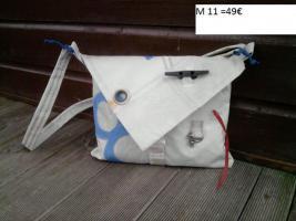 Foto 12 Taschen + Bags aus echten Segeln, handgefertigte Einzelstücke