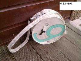 Foto 13 Taschen + Bags aus echten Segeln, handgefertigte Einzelstücke