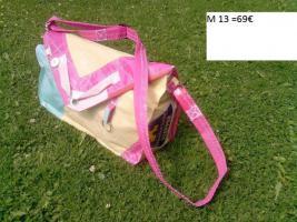 Foto 14 Taschen + Bags aus echten Segeln, handgefertigte Einzelstücke