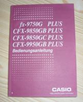 Foto 2 Taschenrechner Casio fx-9750G PLUS